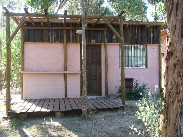 Cabaña Campestre. Balneario La Esmeralda.Rocha.Uruguay
