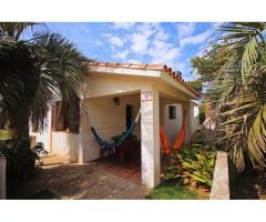 La Paloma casita 1 dormitorio en suite solo 30 metros de la playa