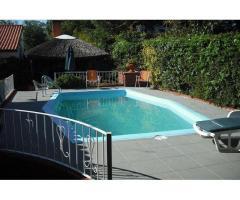 Casa con piscina Pinares de Atlantida