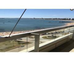 Apartamento Frente A La Playa Mansa